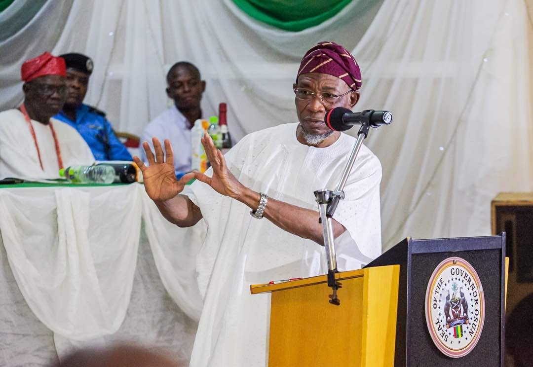 No Responsible Government Would Want To Make Life Difficult For Its People – Aregbesola