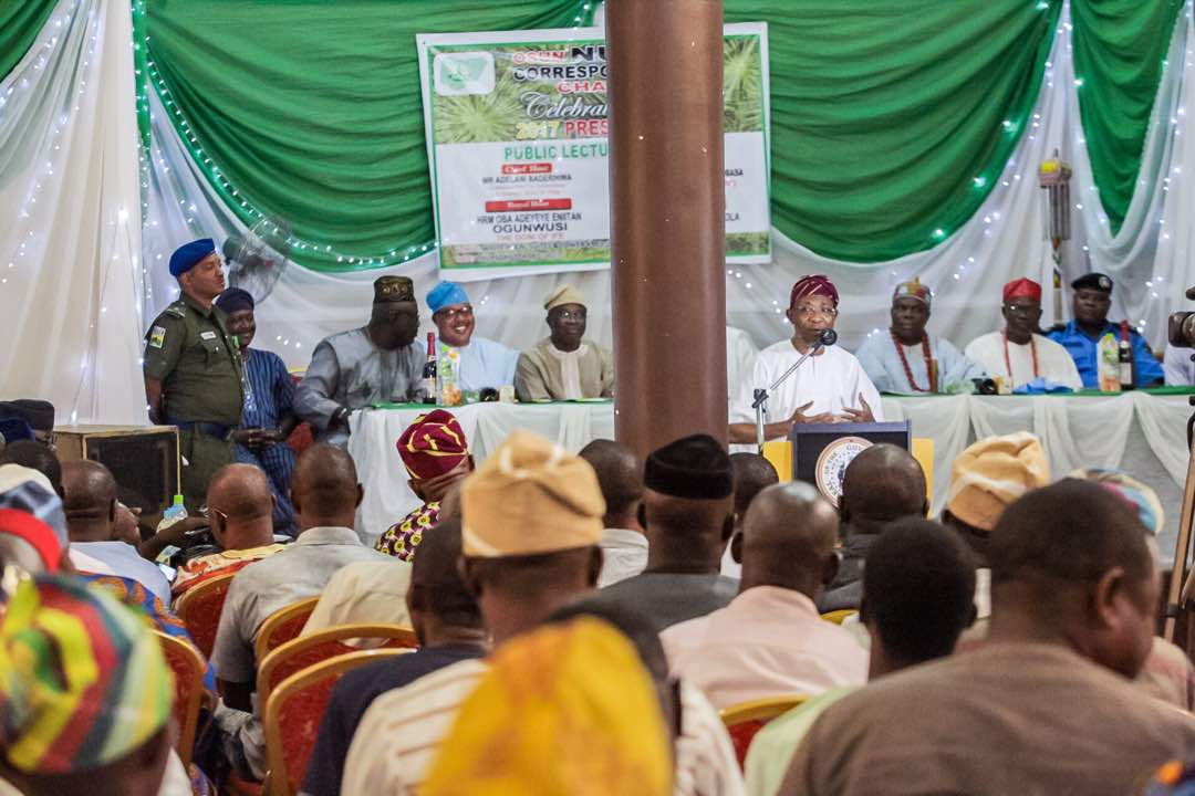 Osun Workers, Their Dependents Constitute 5% Of Society's Population – Aregbesola