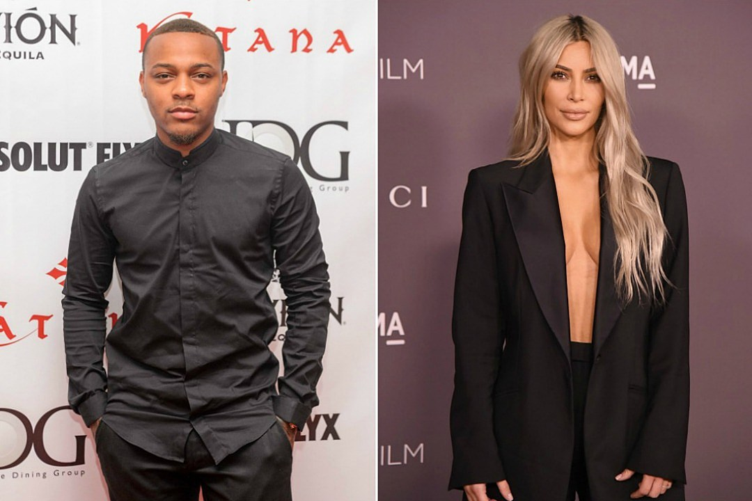 Bow Wow Exposes Kim Kardashian's Dating History