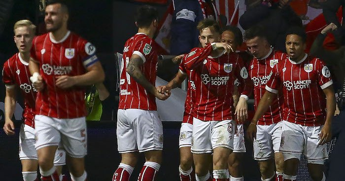 Bristol City Send Man Utd Out Of Carabao Cup