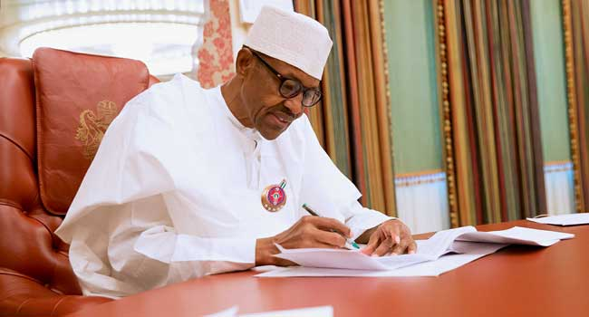 Dead man makes list of Buhari's new appointment