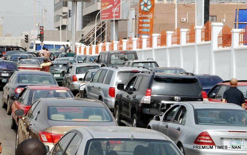 Abuja, Lagos Residents Spend Christmas At Filling Stations