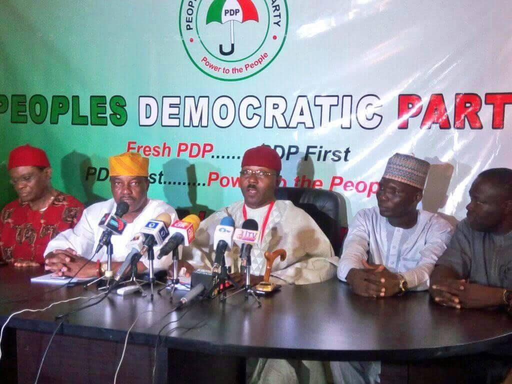 "UPDATE: Aggrieved ""PDP Members"" Break Out, Float ""Fresh PDP"""