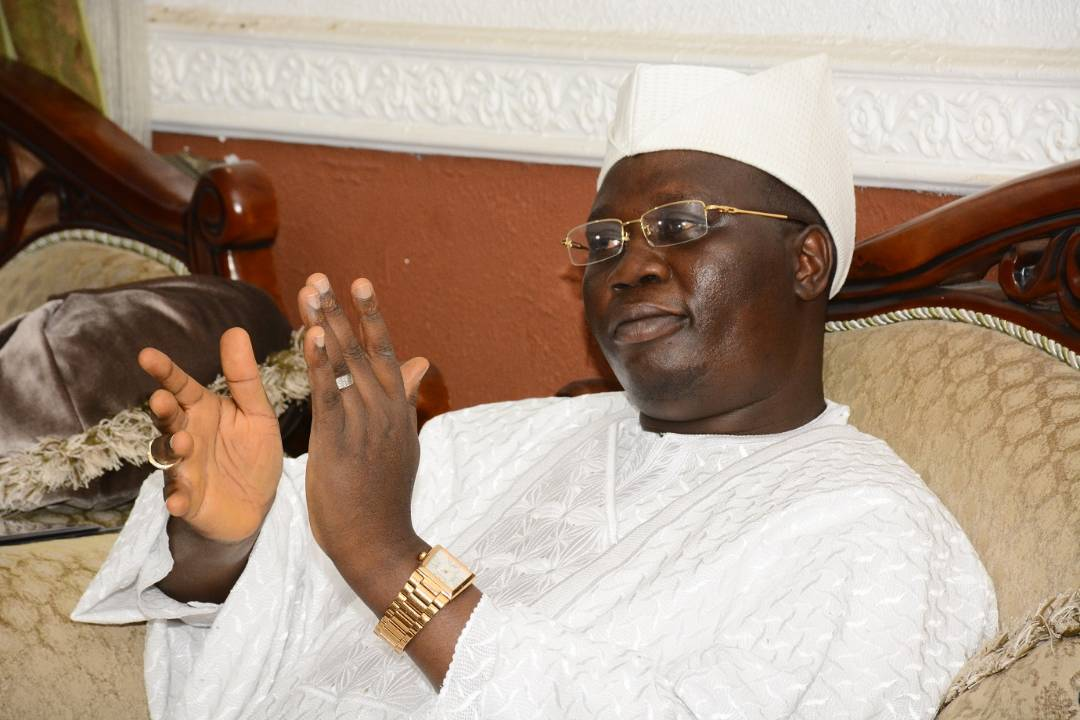 Ethnicity Is An Ugly Monster That Must Be Killed If Nigeria's Democracy Most Grow- Gani Adams