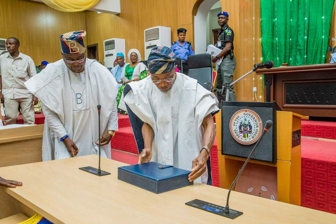 Osun Assembly Charge Agencies On Budget Implementation