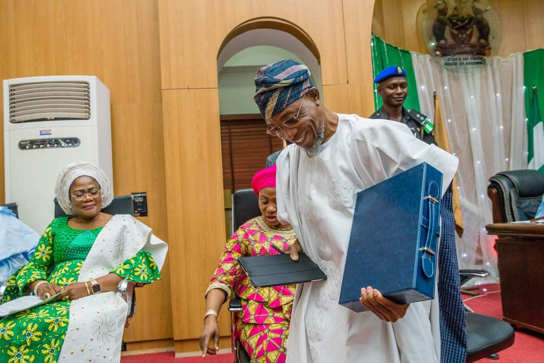 Ogbeni Aregbesola's 2018 Budget Speech