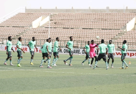 Eagles Build Up Preparations For CHAN 2018