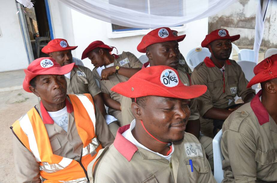 OYES Mentors' Forum Organises End Of The Year Party In Osogbo