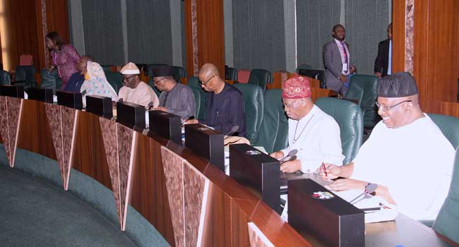 FG Cancels Wednesday's FEC Meeting