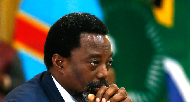 Kabila Residence Burned Down In DR Congo
