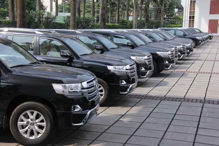 Despite Owing Pensioners, Wike Buys N484m SUVs For Rivers Fed Lawmakers