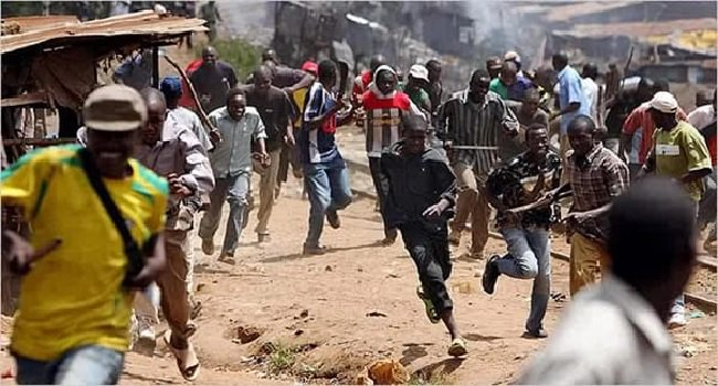 Youth Urged To Shun Violence