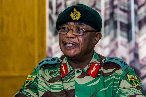 General Constantino Chiwenga Becomes Zimbabwe's Vice President