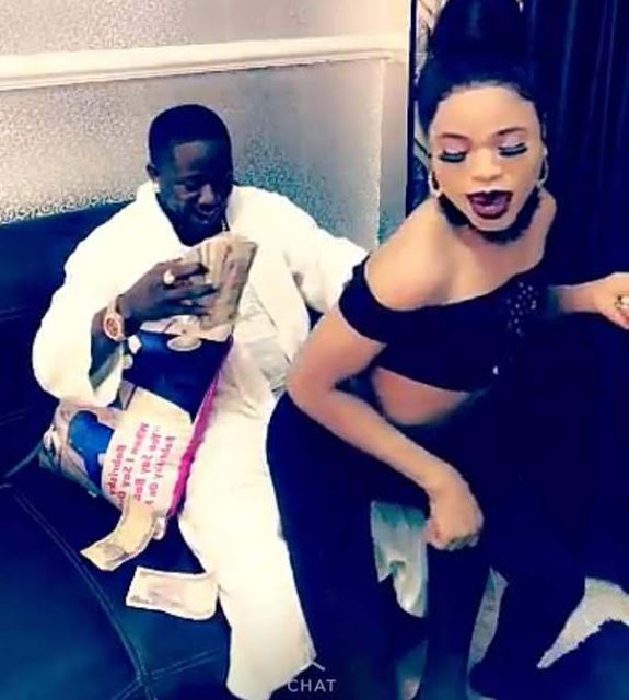Bobrisky's Bae Denies Him After Twerking Video