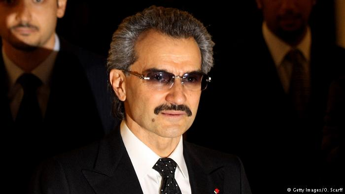 Saudi Prince Alwaleed Bin Talal Transferred To A Maximum Security Prison