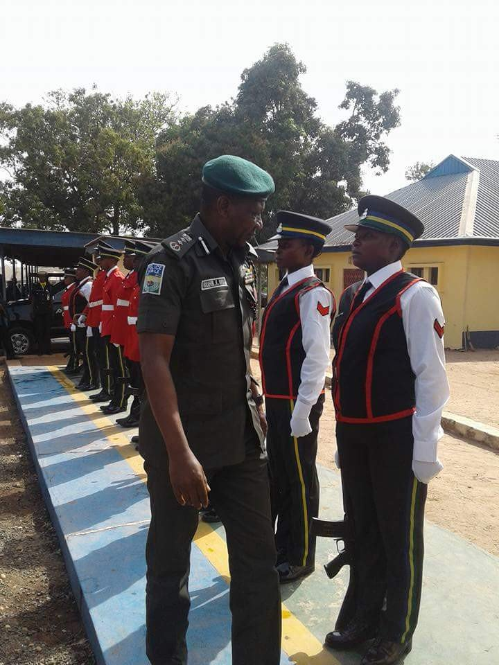 Inspector General Of Police Arrives Benue To Restore Order