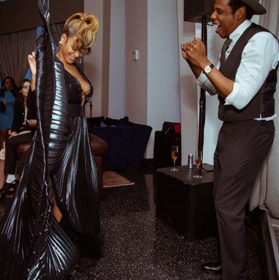 Grammy Awards: Loving Pictures Of Beyonce And Jay Z