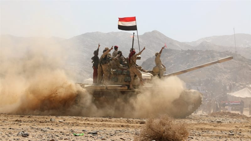 Germany To Stop Arms Exportation To Countries Involved In Yemen War