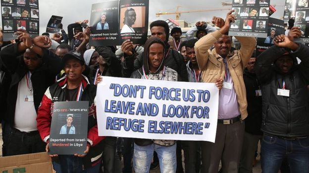 Israeli Government Give 90-Day Notice To African Migrants To Leave Or Face Imprisonment