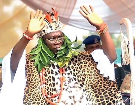 For The Records: Read Full Speech Of Newly Installed Aare Ona Kakanfo Of Yorubaland, Otunba Gani Adams