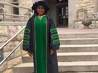 Wow!!! Meet First Black Person To Obtain Ph.D In Biomedical Engineering
