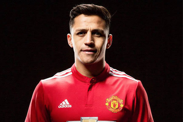 Sanchez Delighted At Manchester United Move