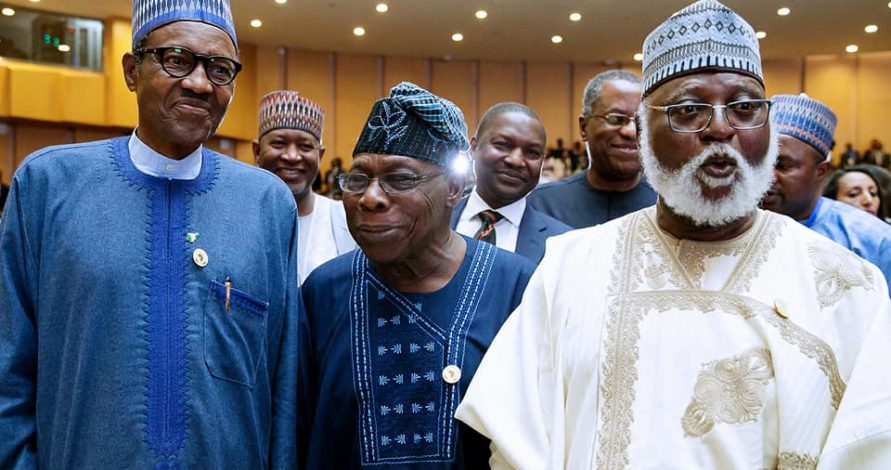 5 Days After 'Letter Bomb', Buhari, Obasanjo Meet In Ethiopia And Other Newspaper Headlines Today