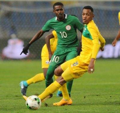 CHAN 2018: Yusuf Confident Eagles Will Advance From Group C Despite Draw With Rwanda