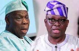 Letter: Why Fayose Can Never Forgive Obasanjo