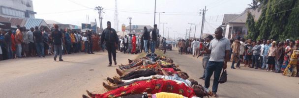 Scores Of Christians Murdered By Gunmen In Rivers State