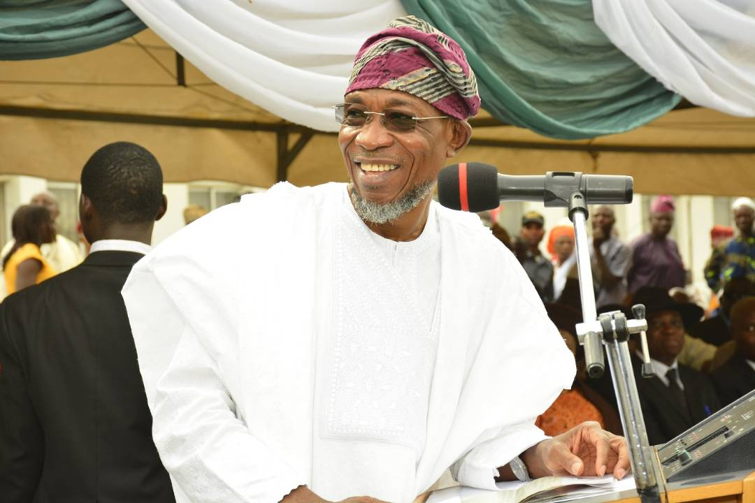Osun Workers Declares Support For Aregbesola
