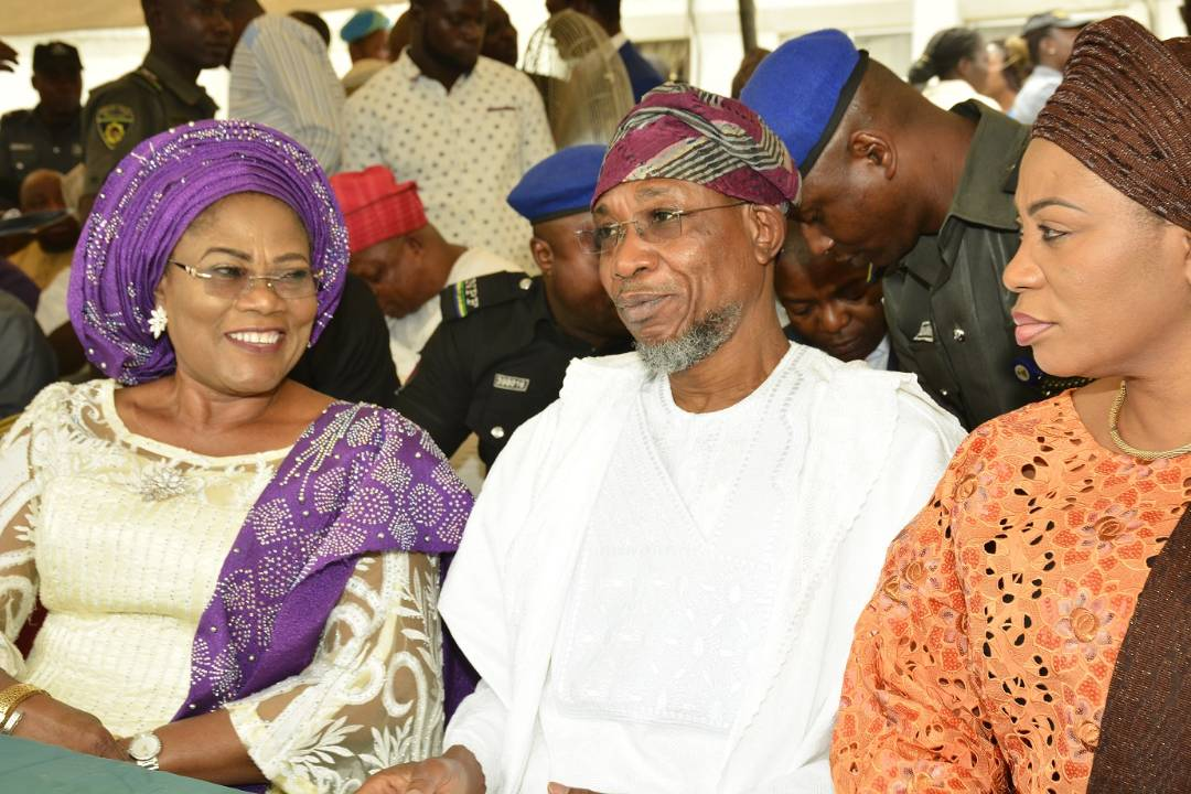 PHOTONEWS: Osun Government Holds 2018 New Year Prayers