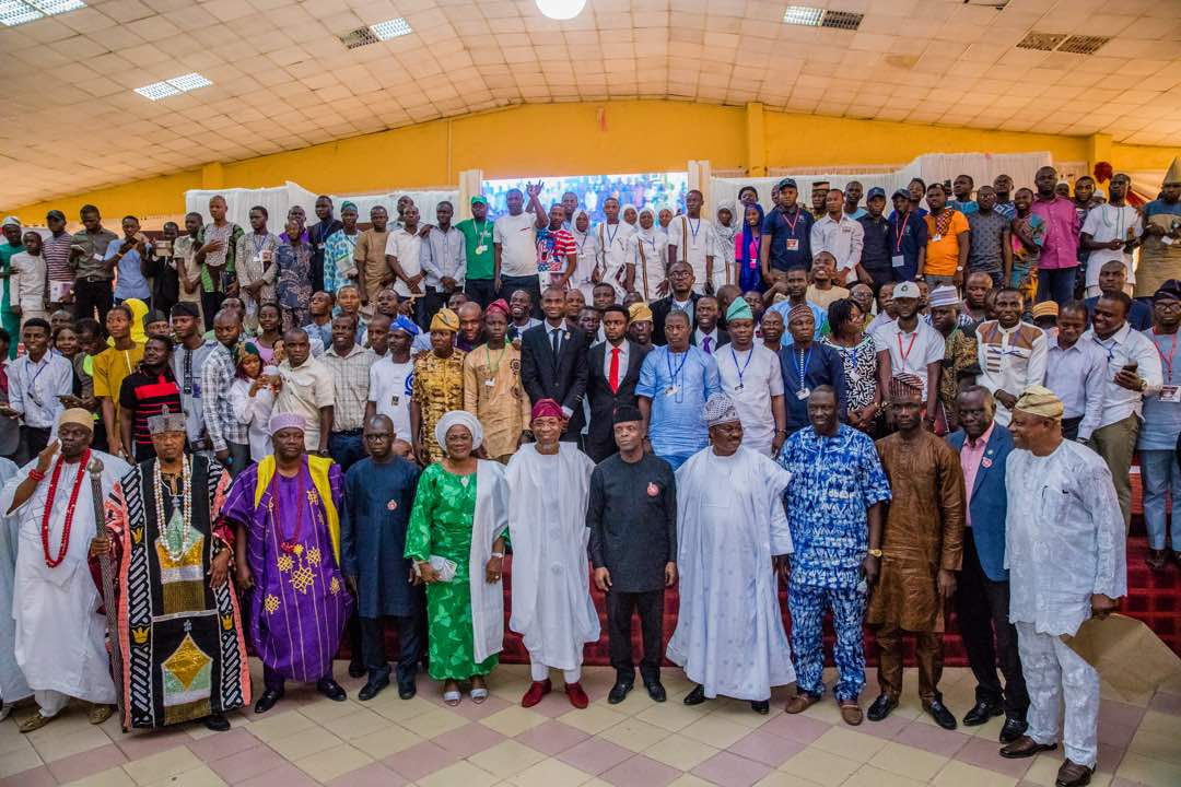 COMMUNIQUE At The End Of The 2018 Western Nigeria Regional Youth Summit