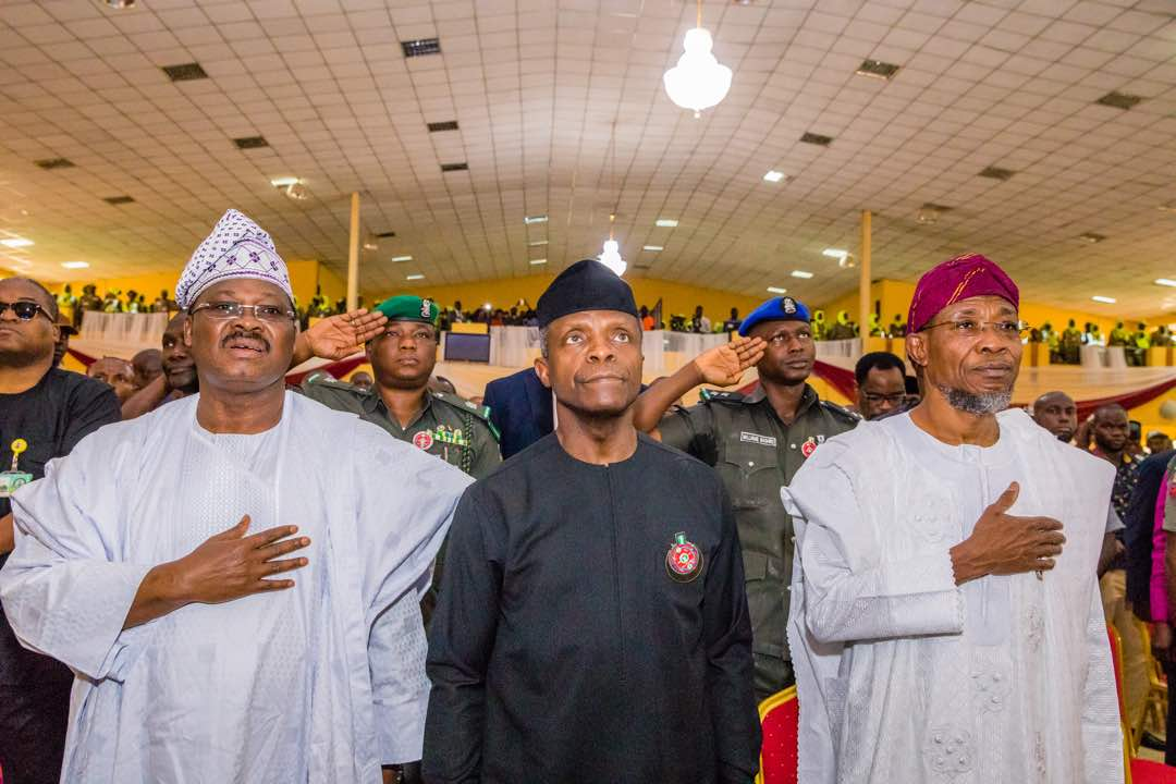 Nigeria's Greatest Challenge Is Absence Of Integrity – Osinbajo
