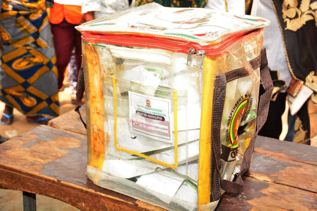 Osun LG Poll: Accord Party Accuses OSIEC Of Denial To Sensitive Materials