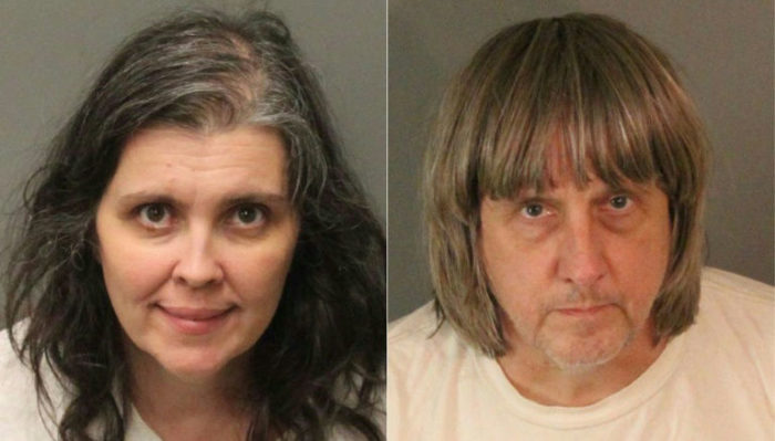 California Couple Arrested For Torturing 13 Children