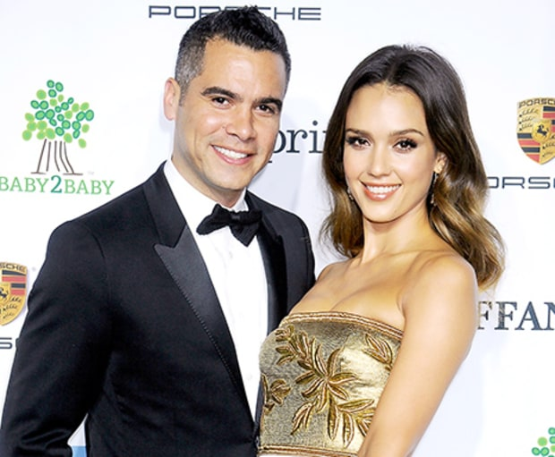 Jessica Alba Welcomes Third Child With Husband Cash Warren