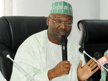 2019: INEC Will Never Yield To Pressure, Says Mahmood Yakubu