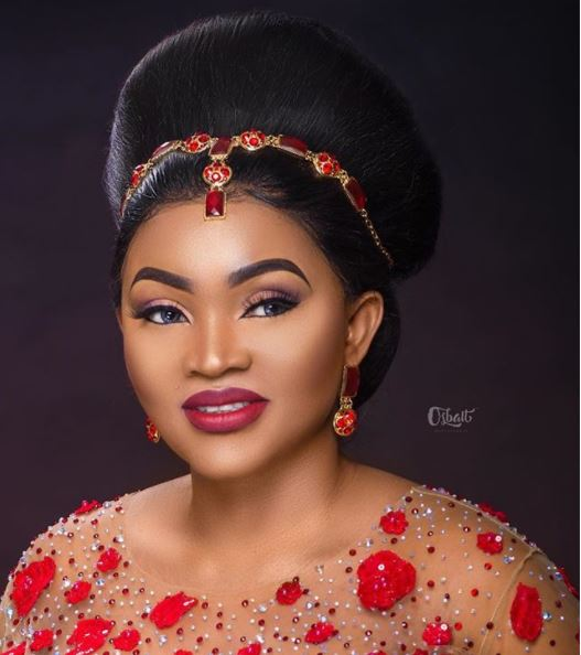 PHOTOS: Mercy Aigbe Turns 40 Looking Like A Million Bucks