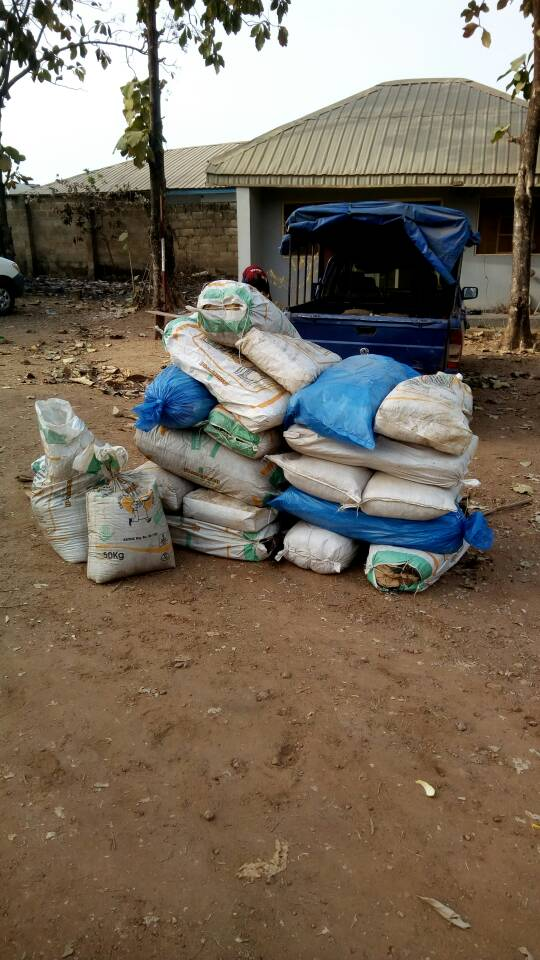 Osun NDLEA Seizes 272 KGS Of Canabis Sativa, Nab One Suspect