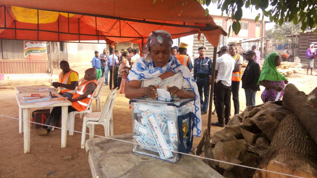 UPDATED: Massive Turnout As Osun Holds Historic Local Government Parliamentary Election