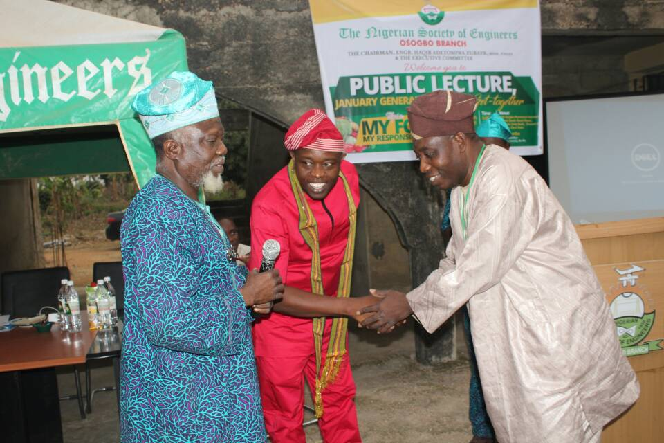 Osogbo NSE Task Political Appointees To Be Quality Assurance Ambassadors