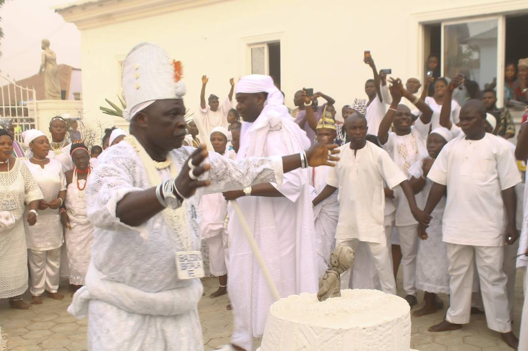 Osoosi Festival: Ooni Says Religious Intolerance Is Bane Of Peaceful Co-Existence