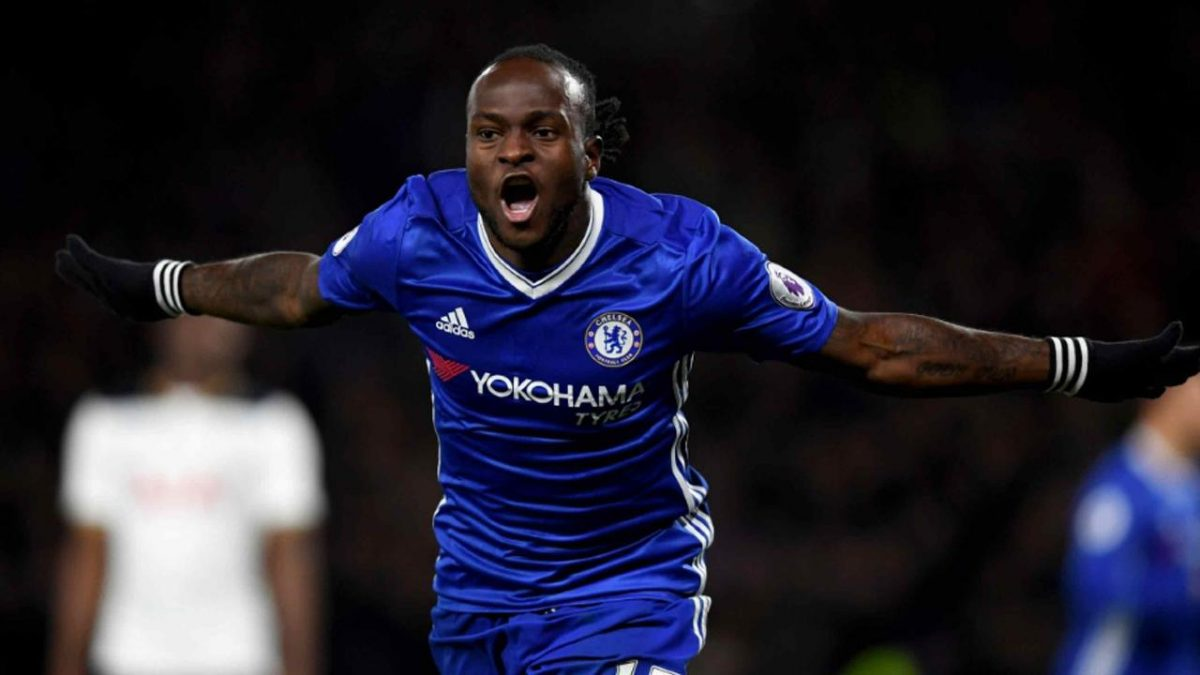 Moses: Goals Scoring For Me Has Been Long Overdue