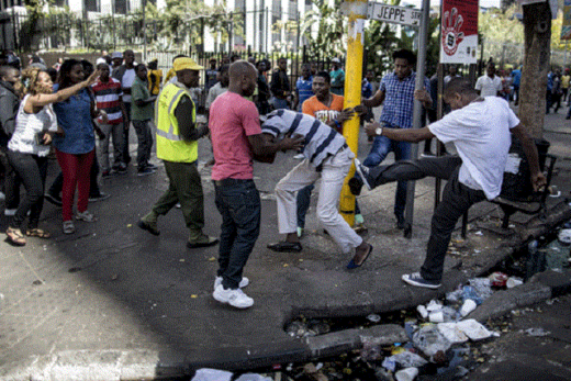 New Attacks Carried Out On Nigerians In South Africa