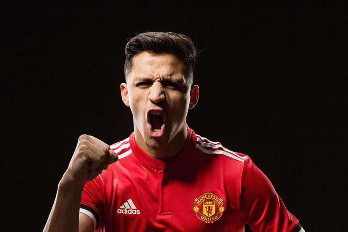 Alexis Sanchez: Thierry Henry Didn't Influence My Move To Manchester United