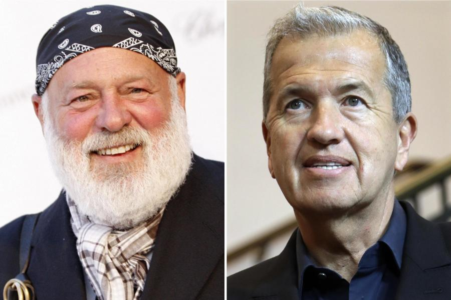 Male Models Accuse Mario Testino and Bruce Weber Of  Sexual Misconduct
