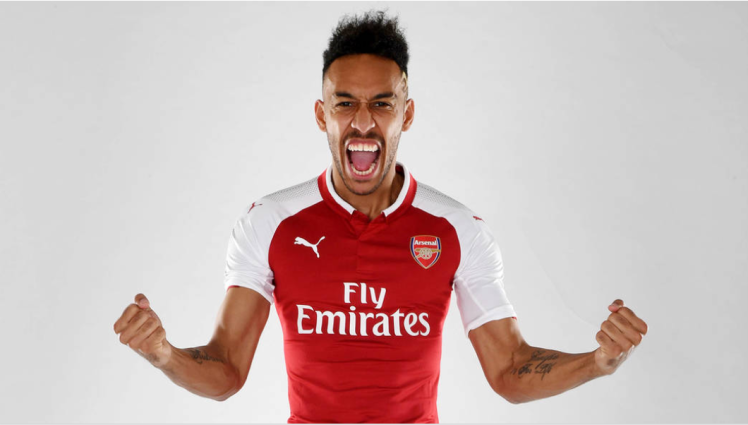 Arsenal Signs Aubameyang From Dortmund