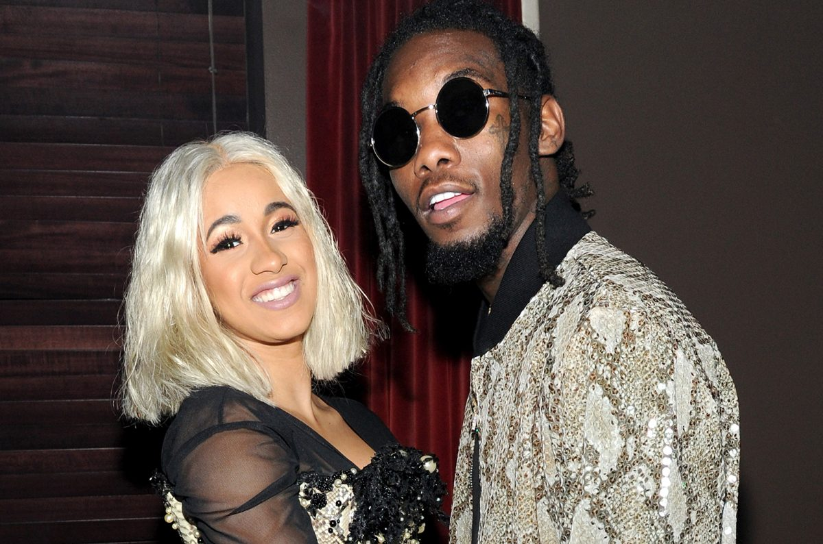 Cardi B Finally Admits To Having Relationship Problems With Fiancé