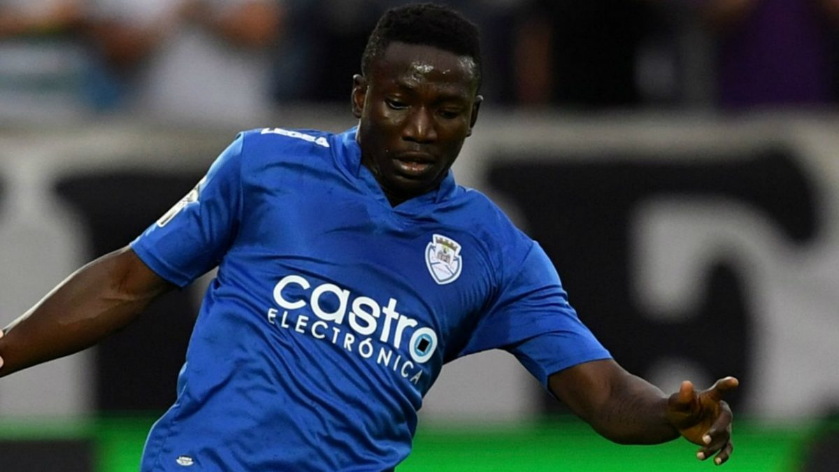 Nigeria  Midfielder Oghenekaro Etebo Agrees A Loan Move To  Spanish Las Palmas.